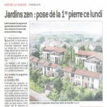 Article Alila Les jardins Zen - Progrès 25.01.16