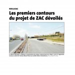 Article Dordogne Libre 18.03.16