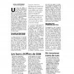 Article Dordogne Libre 18.03.162