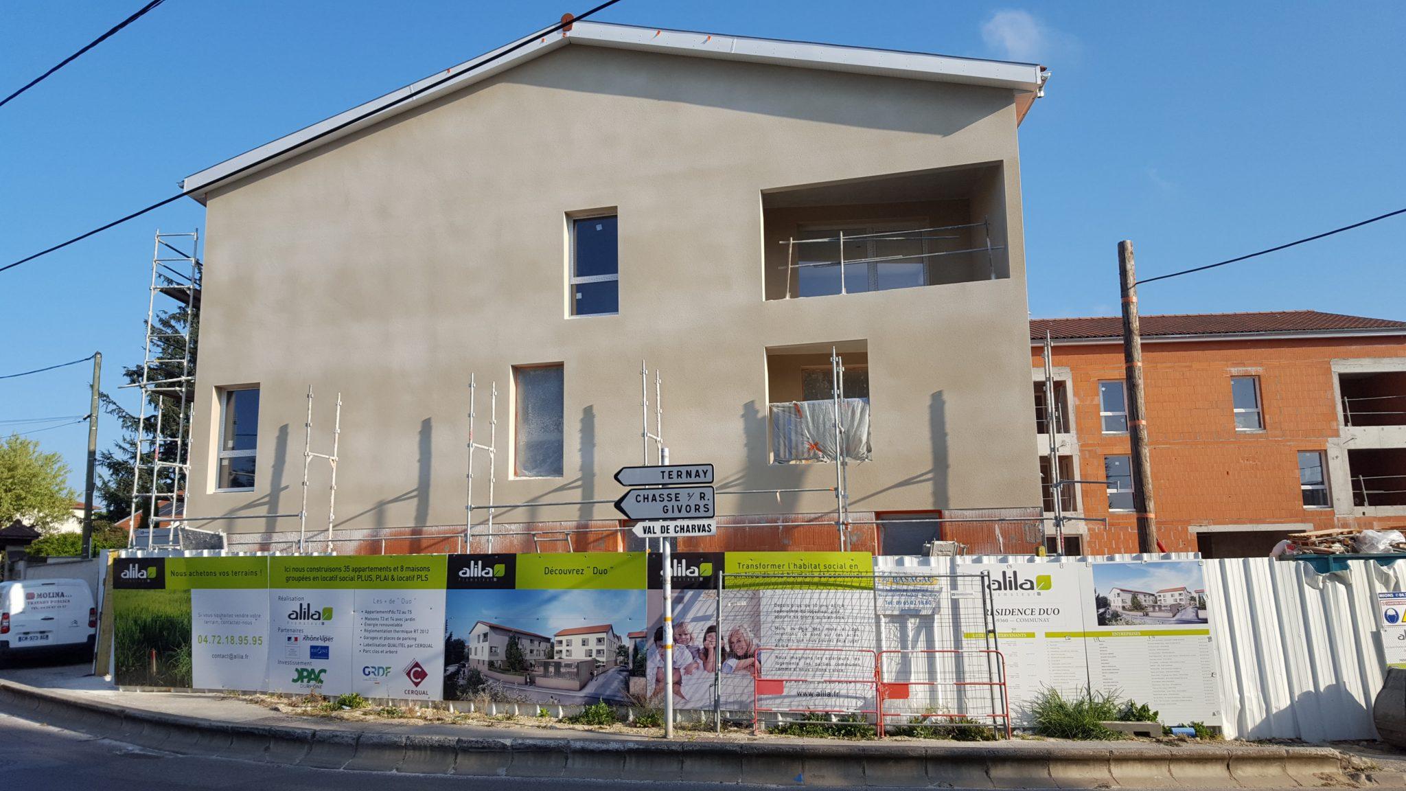 Bassin de retention maison individuelle mulhouse maison for Promoteur maison individuelle